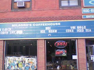 Milagro's Coffeehouse