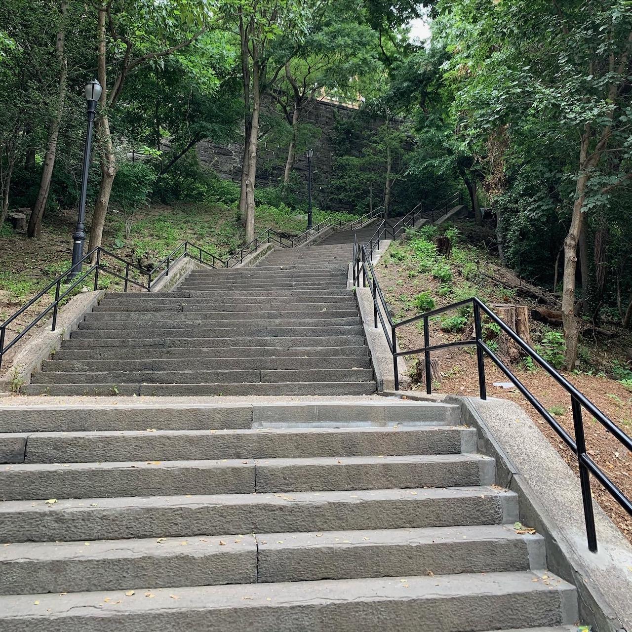 Park Steps