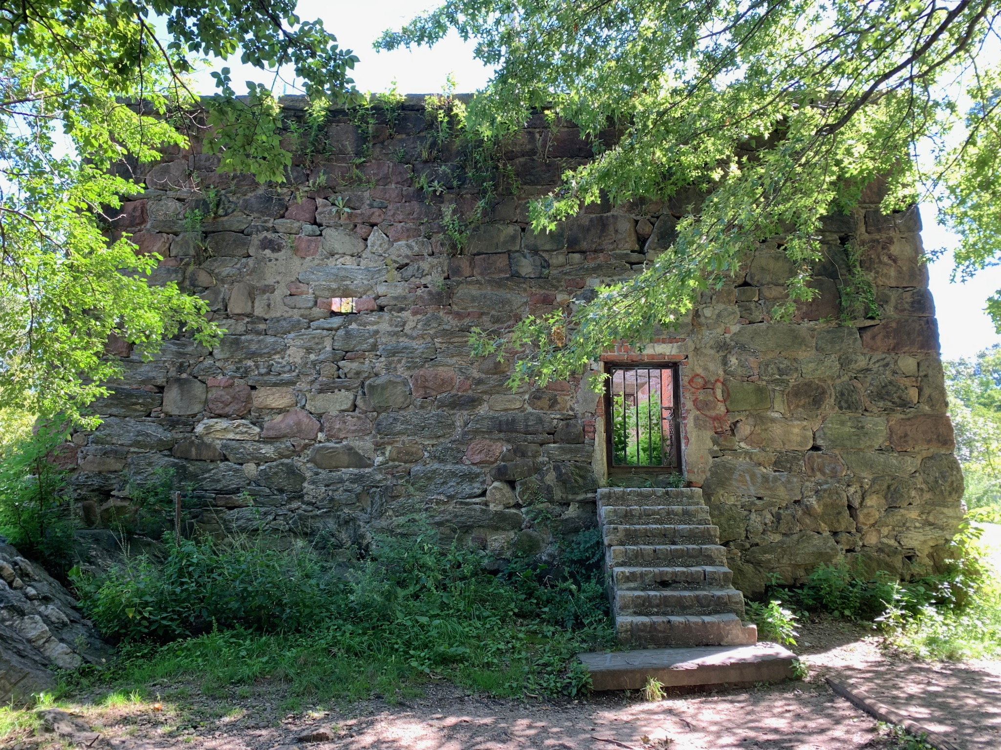 Photo of The Blockhouse in Central Park